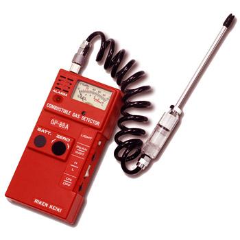 可燃性ガス検知器 GP-88AS