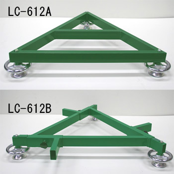 スランプレベル台 LC-612