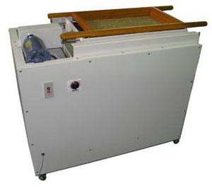 木枠フルイ振とう機 電動式  A-337