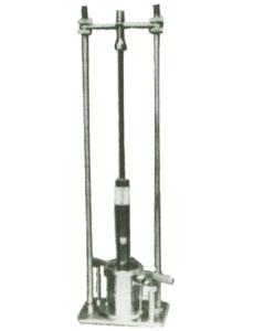 マーシャル試験用モールド・ホルダー(締固め用枠)  A-350