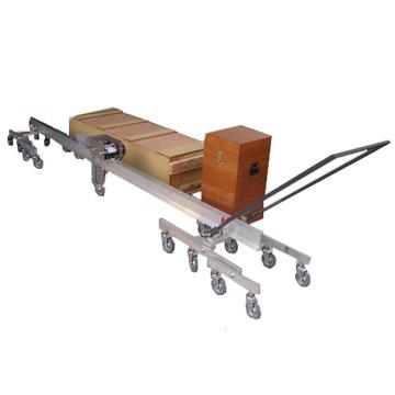 路面凹凸測定器(折りたたみ式) A-368
