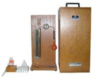 比表面積試験器(ブレーン空気透過測定装置)  C-202