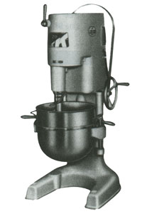 大型モルタルミキサー 20リットル  C-211