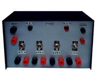 水槽養生装置配電盤 C-302
