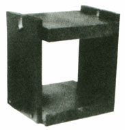 ハリ折片圧縮加圧板  C-316