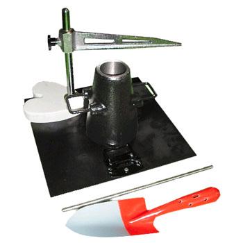 ポリマーセメントモルタルスランプ試験機 c273i