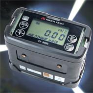 光波干渉式ガスモニター FI-8000