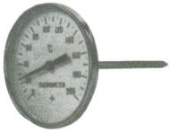 バイメタル式温度計(アスファルト用)  G-419