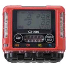 ポケッタブル マルチガスモニター Model GX-2009