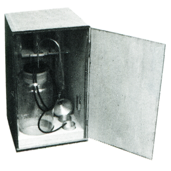 砂当量試験装置 LC-557