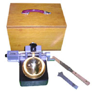 カウンター付液性限界測定装置  S-134