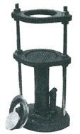 油圧式CBR・JIS兼用抜取器  S-204