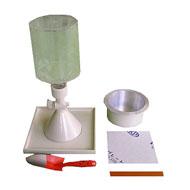 単位体積重量測定器(JIS現場密度測定器)  S-207