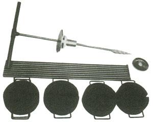 スウェーデン式貫入試験器  S-215