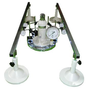 平板載荷試験器(4点計測・マグネット型) S-228<sub>1</sub>