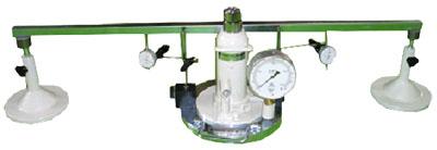 平板載荷二点計測型マグネット式 格納箱付   S-229