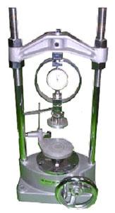 手動式一軸圧縮試験機  S-234