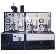 標準三連三軸圧縮試験機  S-237