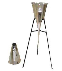 ファンネル粘度計  S-251